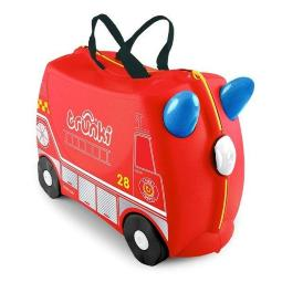 Чемодан Trunki Fire Engine Frank (Пожарная машина)