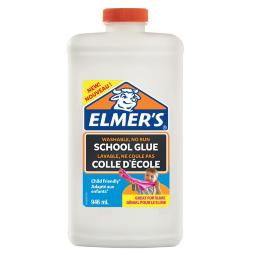 "Клей ПВА Elmers ""School Glue"", 946мл, для слаймов (7-8 слаймов)"